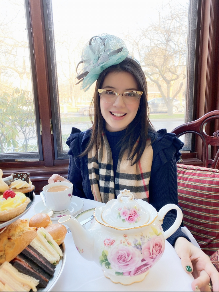 Afternoon Tea at the Prince of Wales